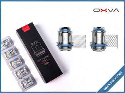OXVA Unipro Coil