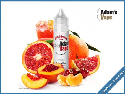 Blood Orange Slush adams vape