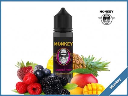 monkey fruit monkey
