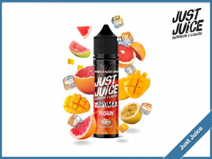 just juice fusion mango blood orange