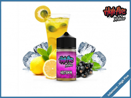 infamous high five 60ml airtrack