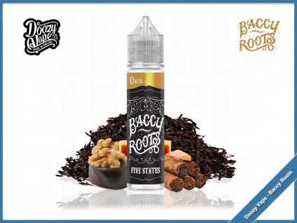 Five States Baccy Roots Doozy Vapes