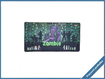 pracovna podlozka zombie