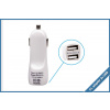 cl adapter 2usb white
