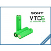 baterie 18650 sony vtc6