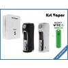 Elektronický box mod KSL S-Mod 80W TC + 1x Sony VTC6 3000 mAh