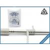 5 loop Half Celtic braid 20 040 ni80