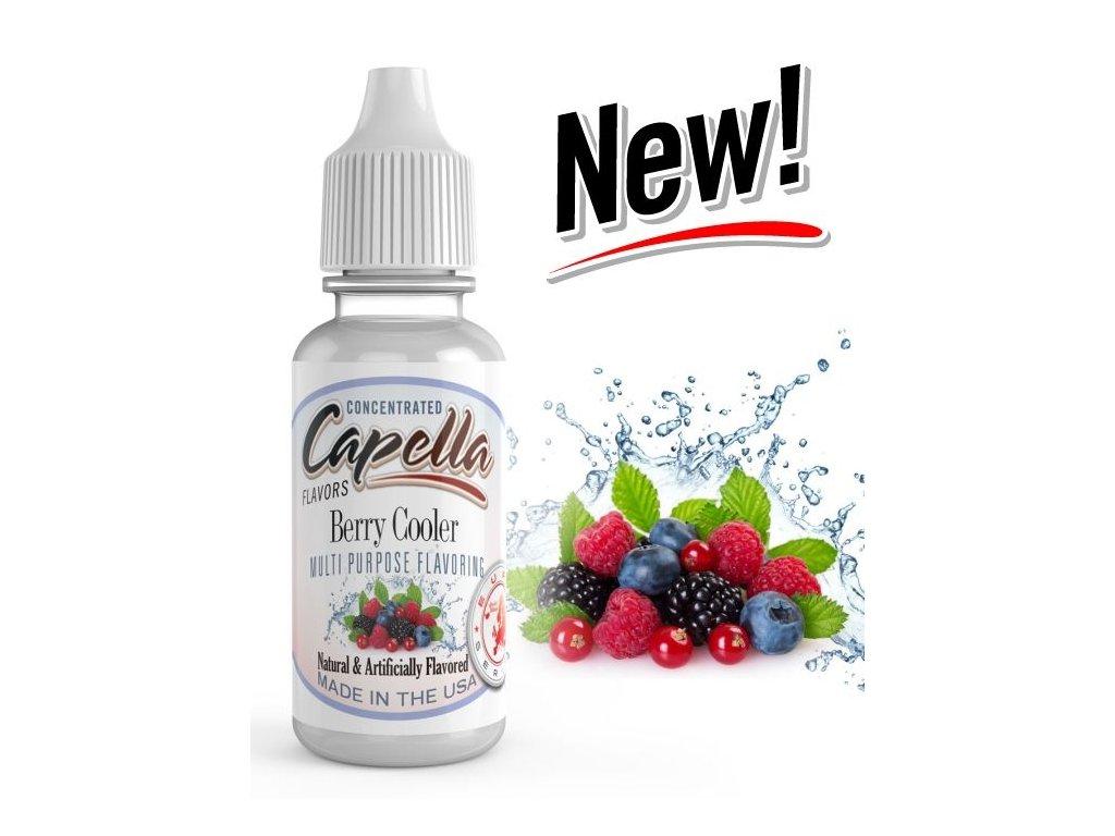 Capella Berry Cooler (Balzamico, Eukalyptus, Anýz) Aroma