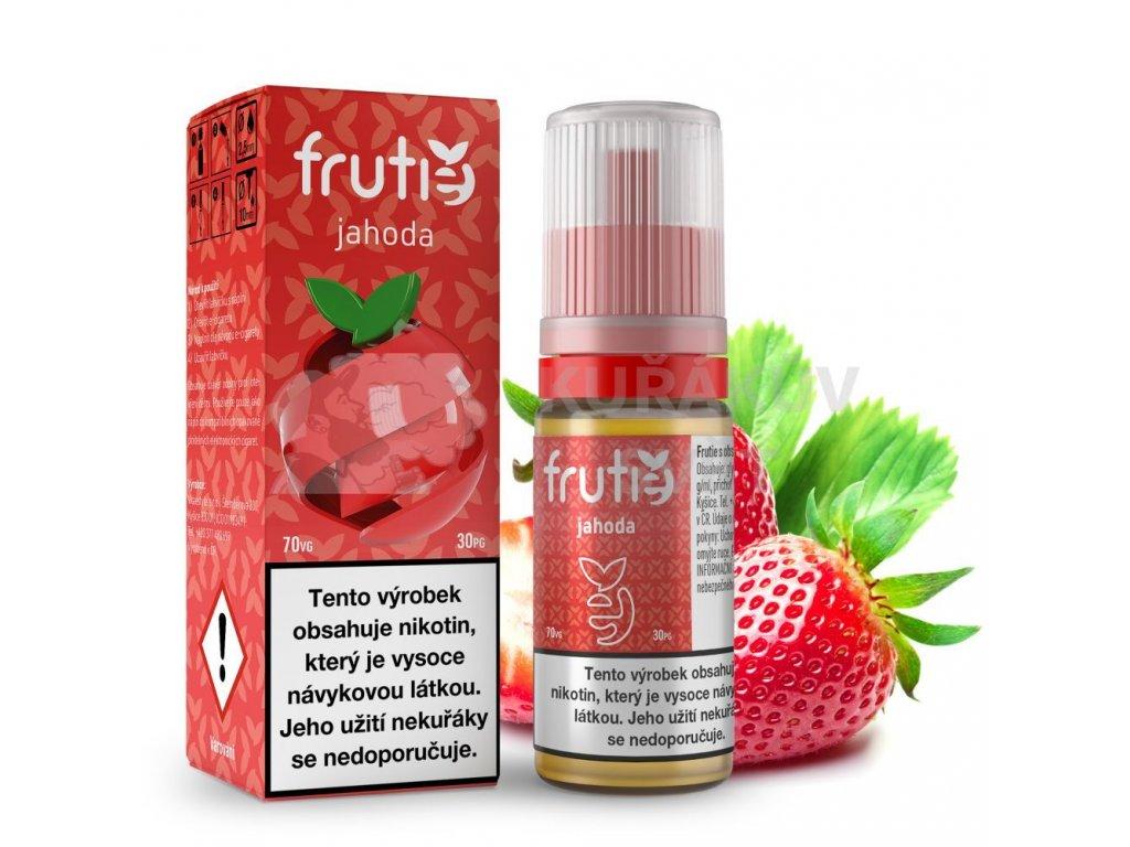 Liquid Frutie Broskev (Peach) 10ml
