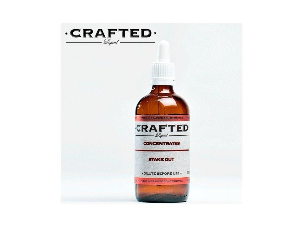 Crafted Stake Out (Kobliha, Zmzlina a Borůvka) Aroma