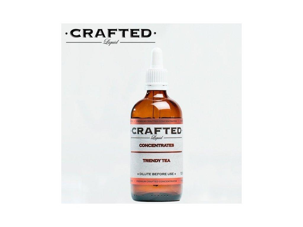 Crafted Trendy Tea (Meruňka a Lesní plody) Aroma