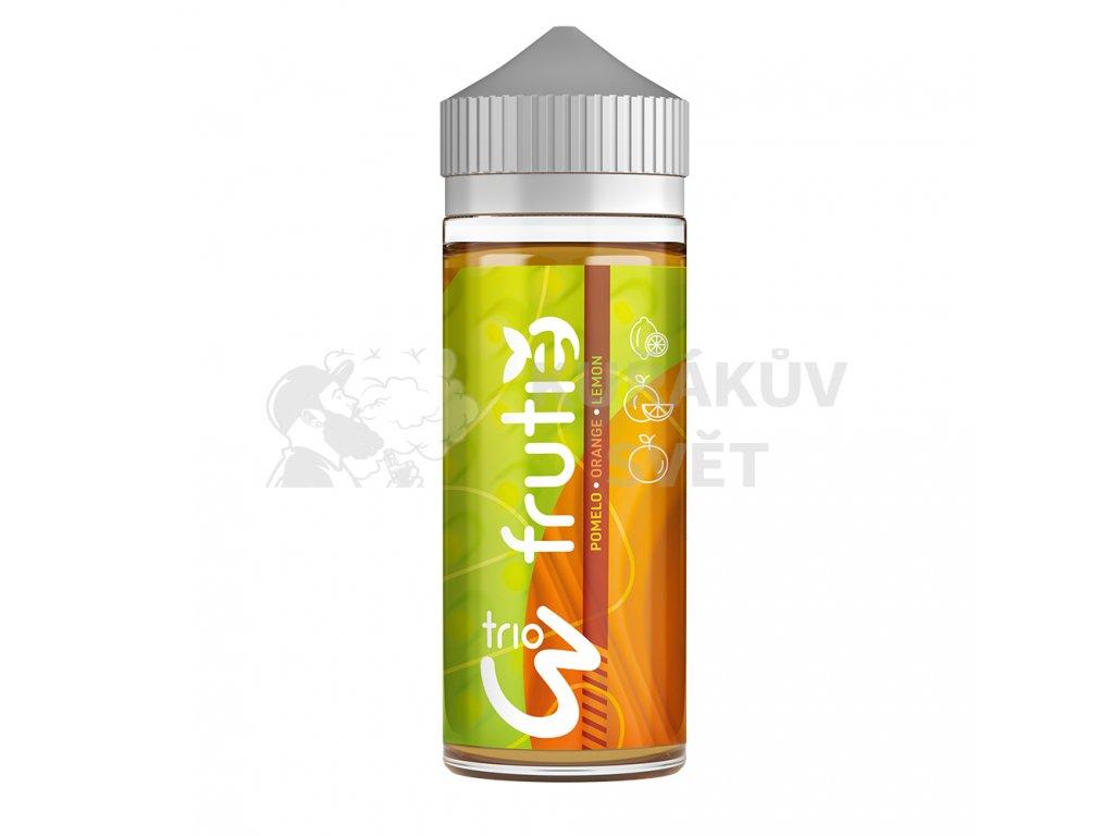 Frutie Trio - Citrusová směs - Shake & Vape - 20ml (Citrón, Pomeranč, Pomelo)
