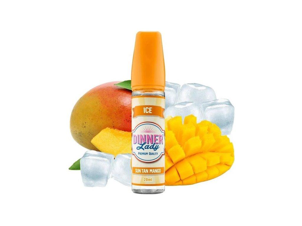 prichut dinner lady 20ml ice sun tan mango