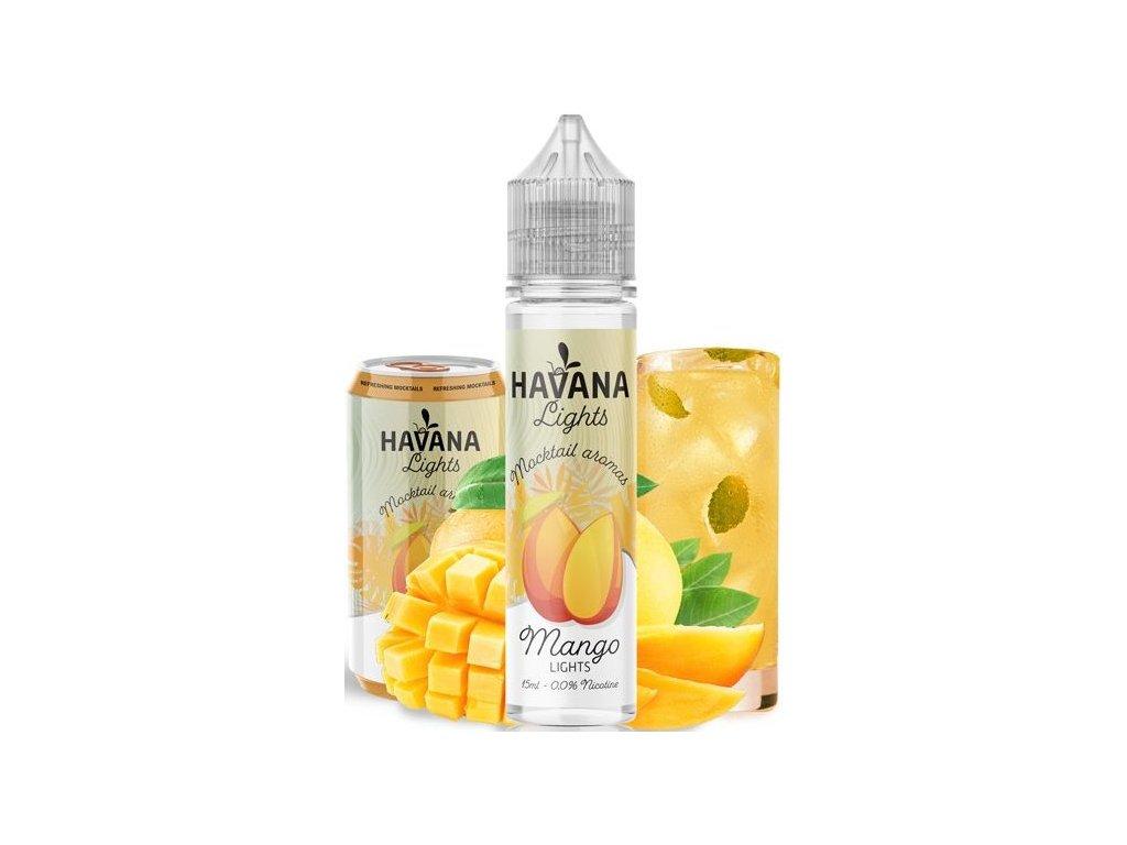prichut havana lights shake and vape 15ml mango