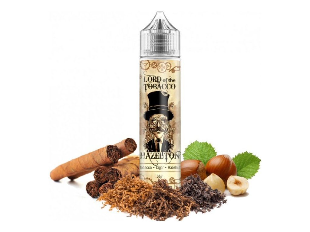 prichut dream flavor lord of the tobacco shake and vape 12ml hazelton