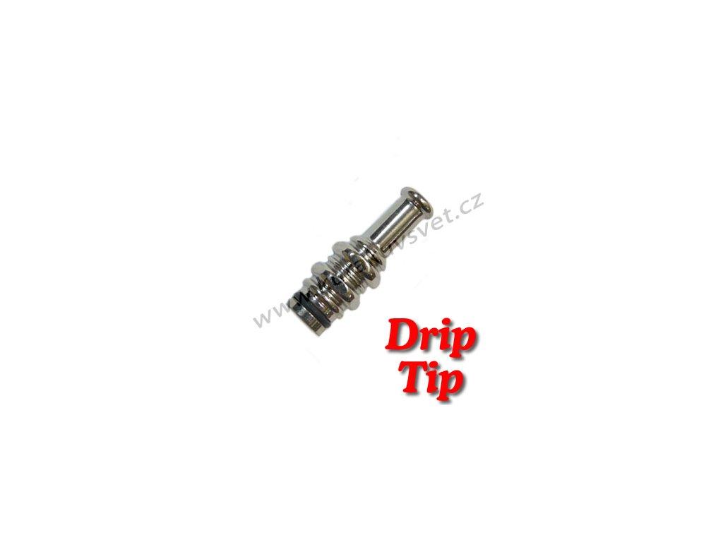 Drip Tip SS kov 6U