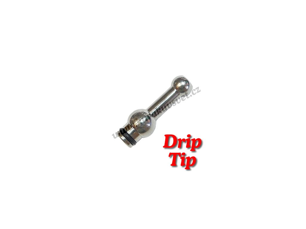 Drip Tip SS kov n07