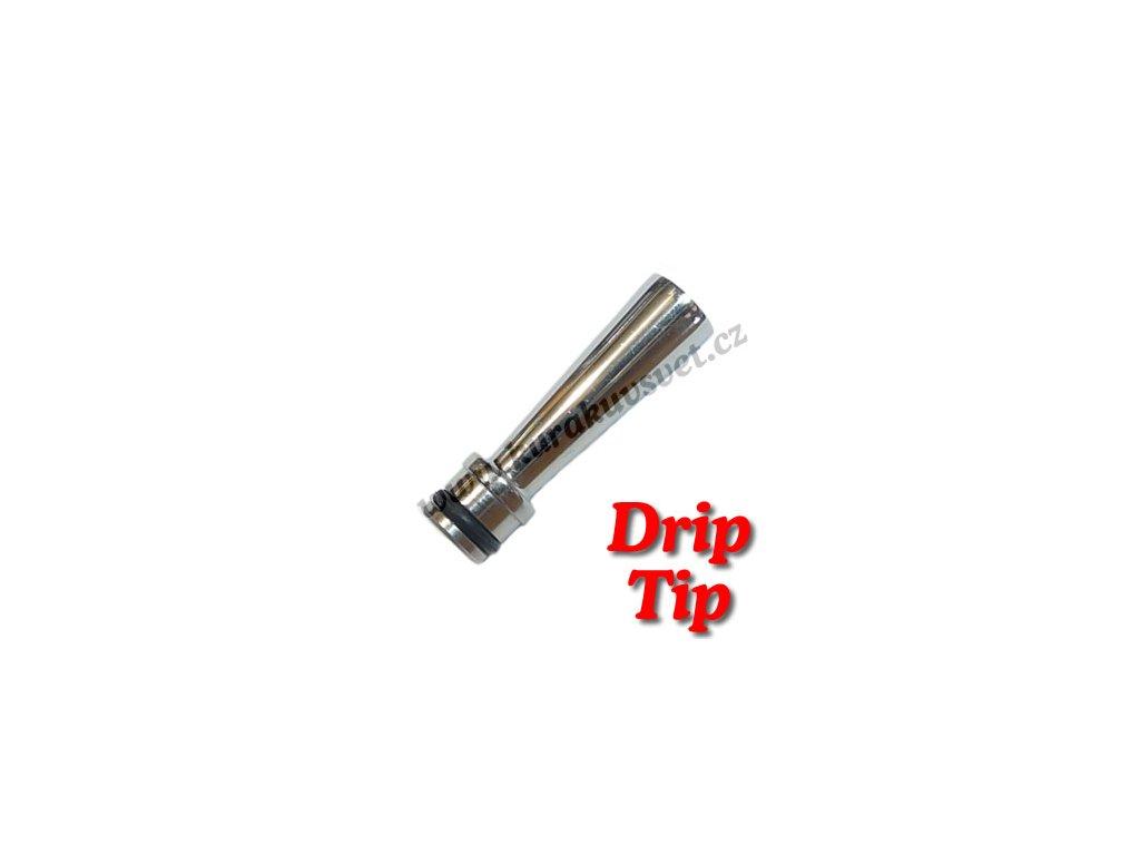 Drip Tip SS kov n05
