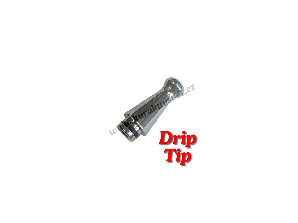 Drip Tip SS kovový V