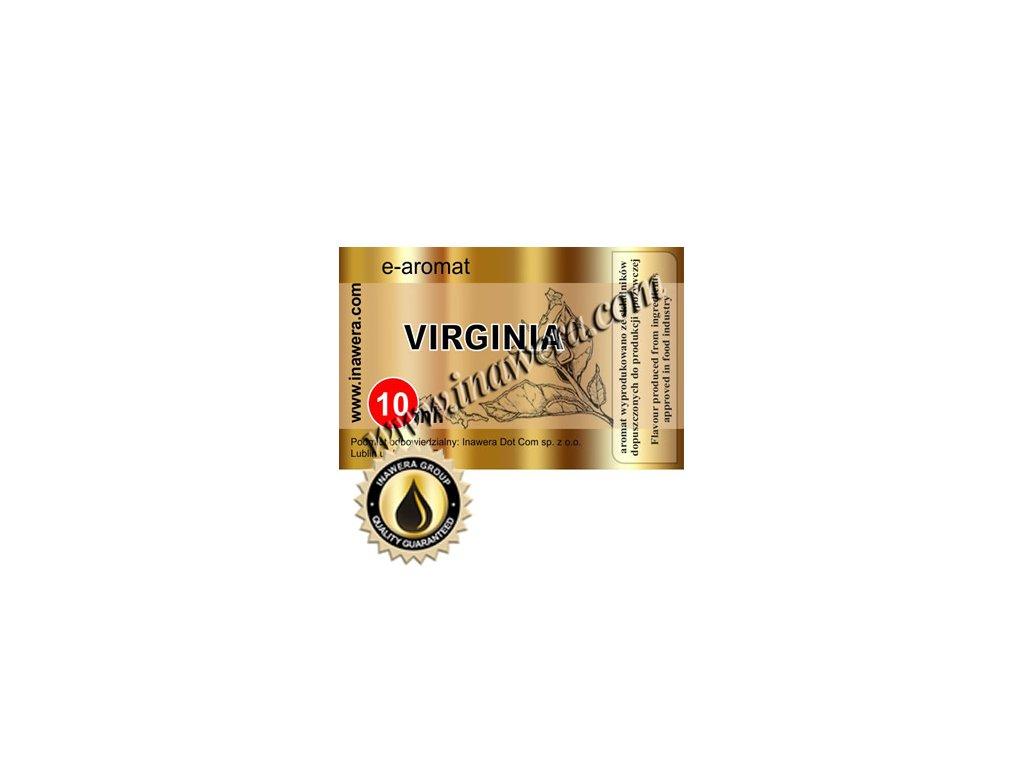 Inawera Virginia (Tabák) Aroma 10ml