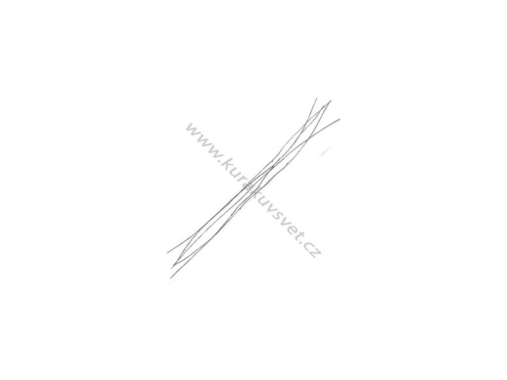 5ks 1,8ohmu bezodporový-odporový drát K