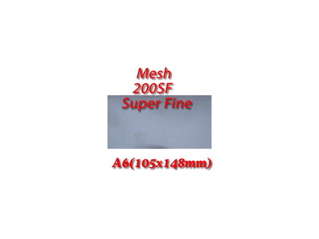 Mesh SS 200SF A6