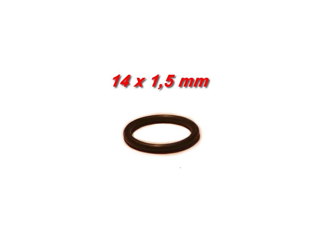 """5 ks """"O"""" kroužek 14x1,5mm"""