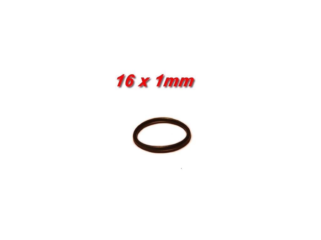 """5 ks """"O"""" kroužek 16x1mm"""
