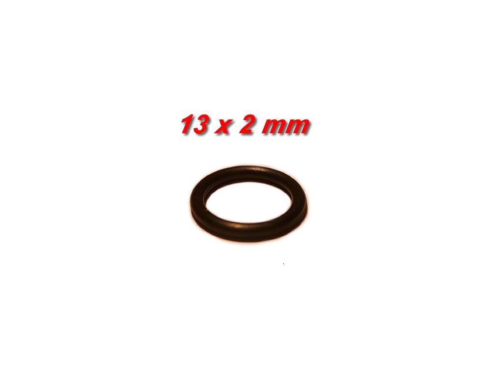 """5 ks """"O"""" kroužek 13x2mm"""