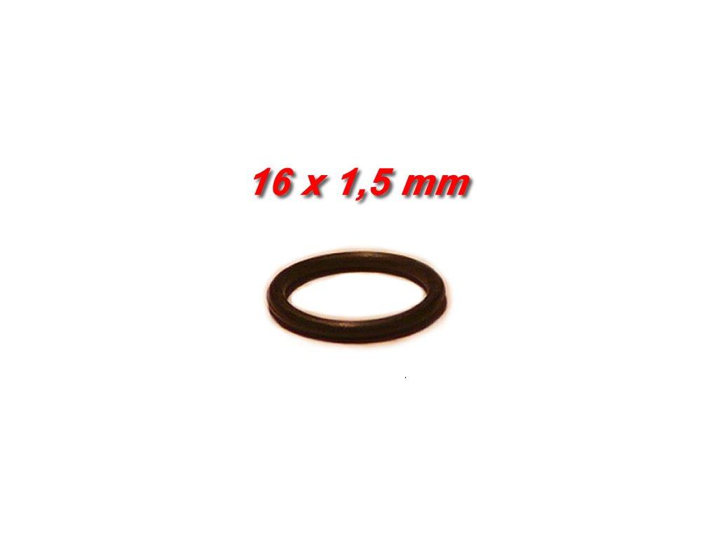 """5 ks """"O"""" kroužek 16x1,5mm"""