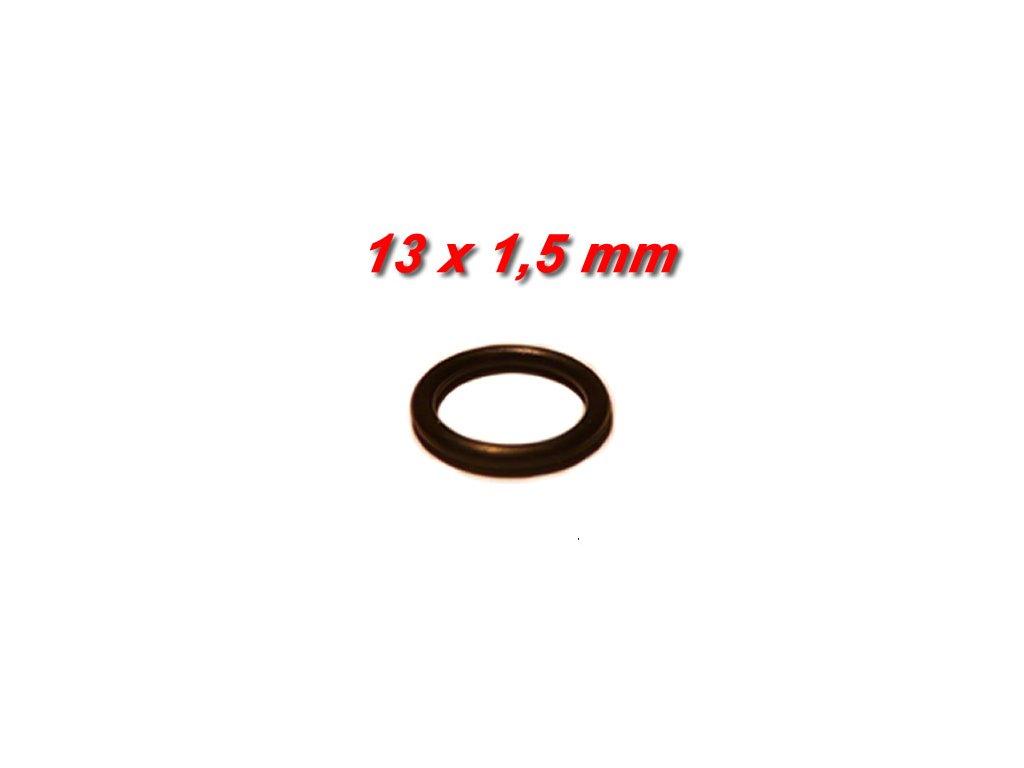 """5 ks """"O"""" kroužek 13x1,5mm"""