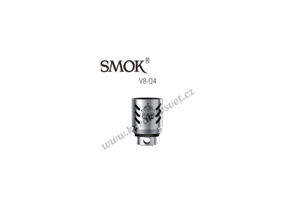 Smok TFV8 V8 Q4 žhavicí hlava 0,15ohmu