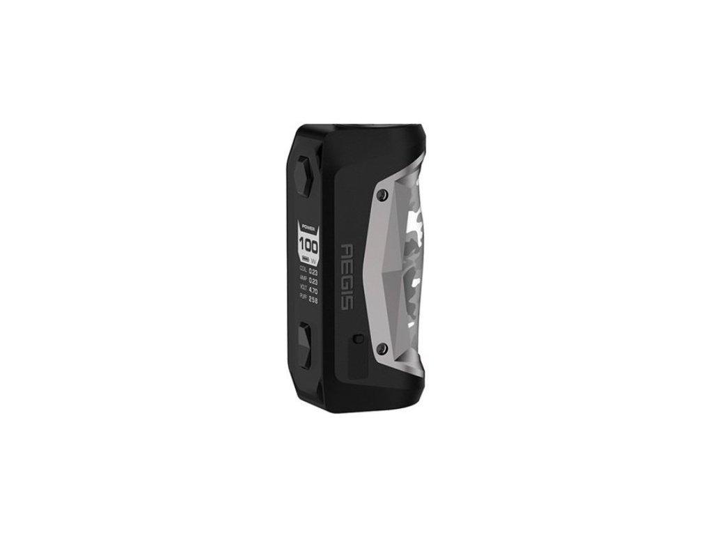 GeekVape Aegis Solo 100W grip Easy Kit Gun Metal