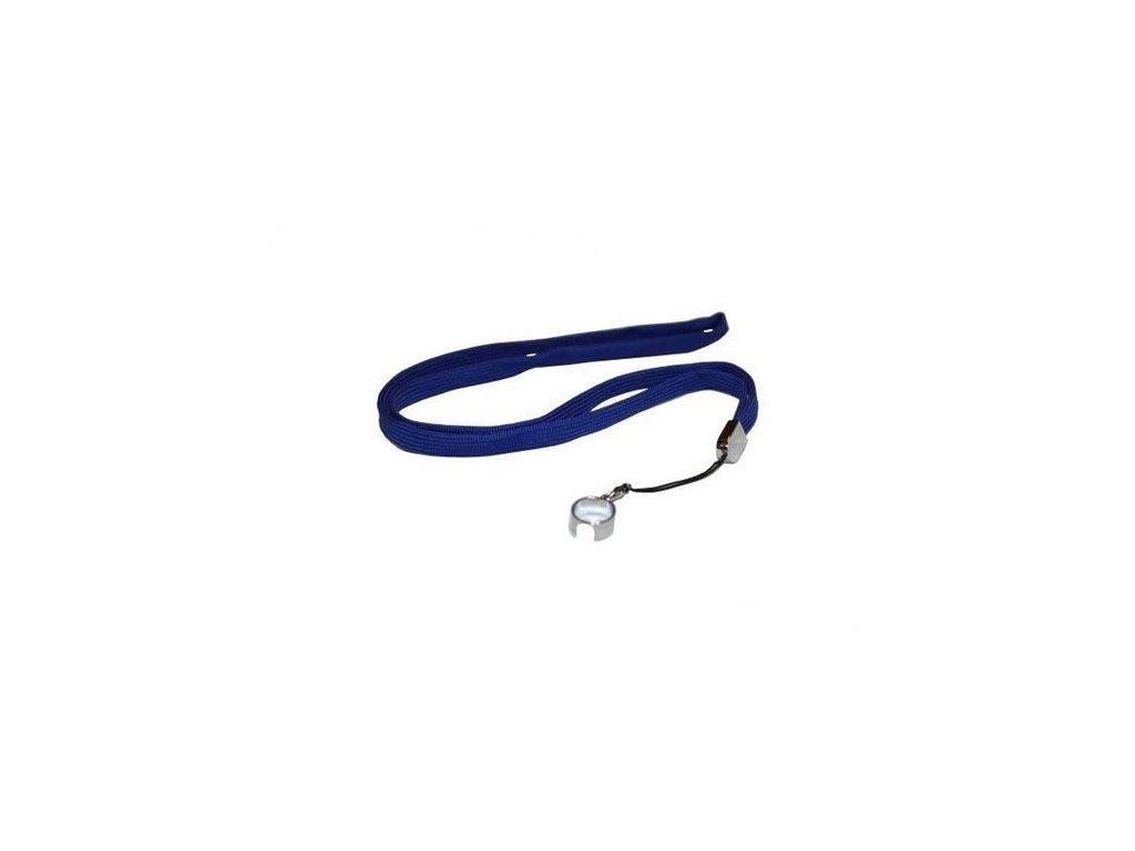 eGo šňůrka na krk (modrá)