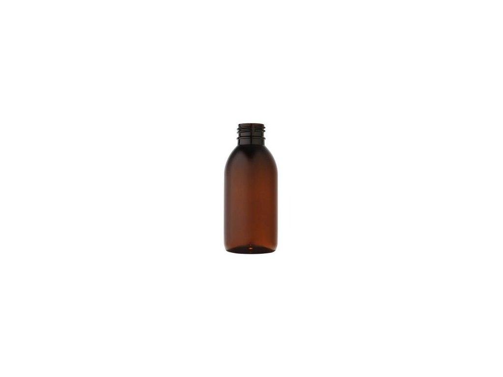 150 ml hnědá lahvička