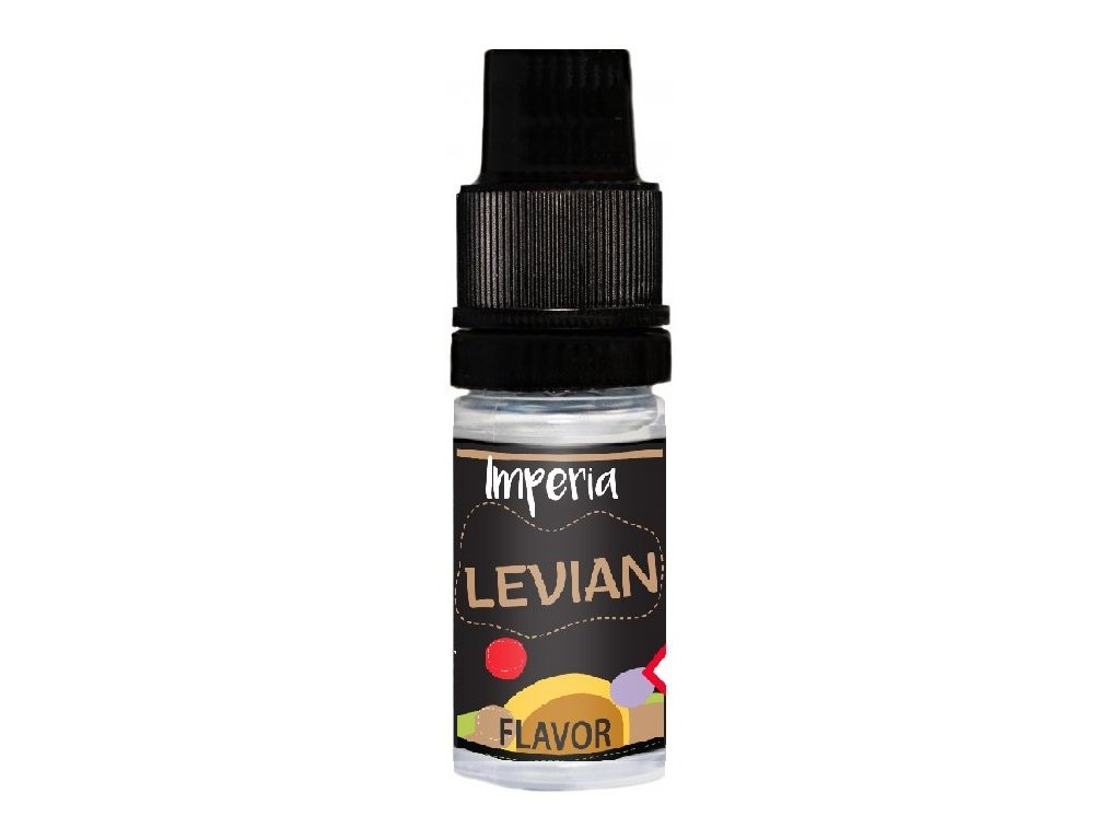 Imperia Black Label Levian (Tabák a Vanilka) Aroma 10ml