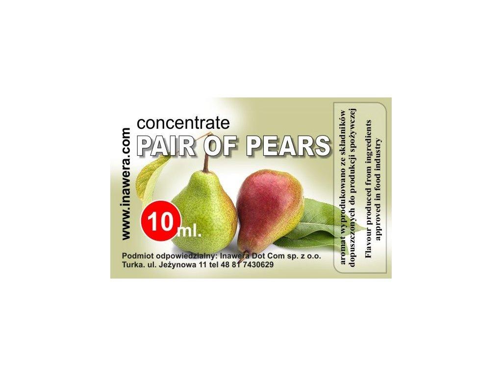 Inawera Pair of Pears (Hruška) Aroma 10ml