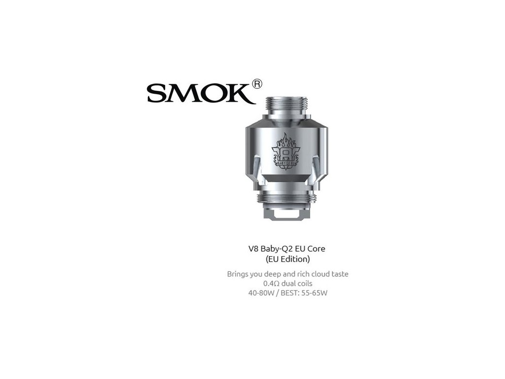 Smok V8 Baby Q2 EU Core
