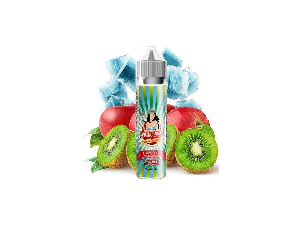 PJ Empire 12ml Slushy Queen Applegizer (Jablko, Kiwi, Energetický nápoj) Aroma