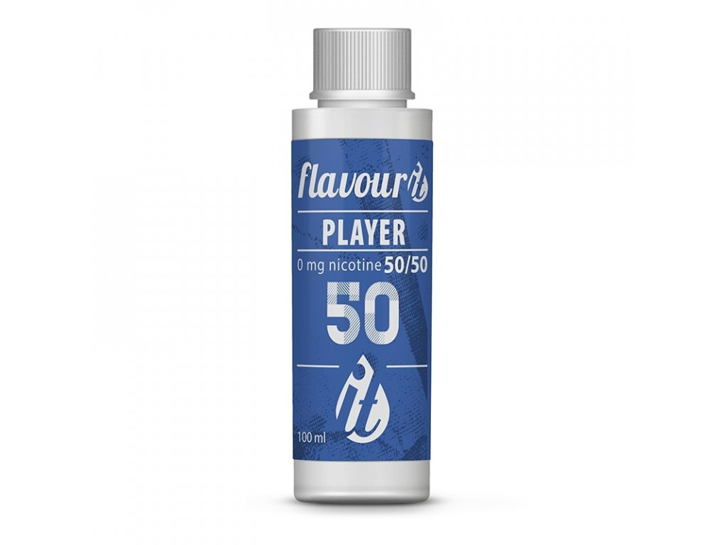Flavourit báze Player 50/50 100ml