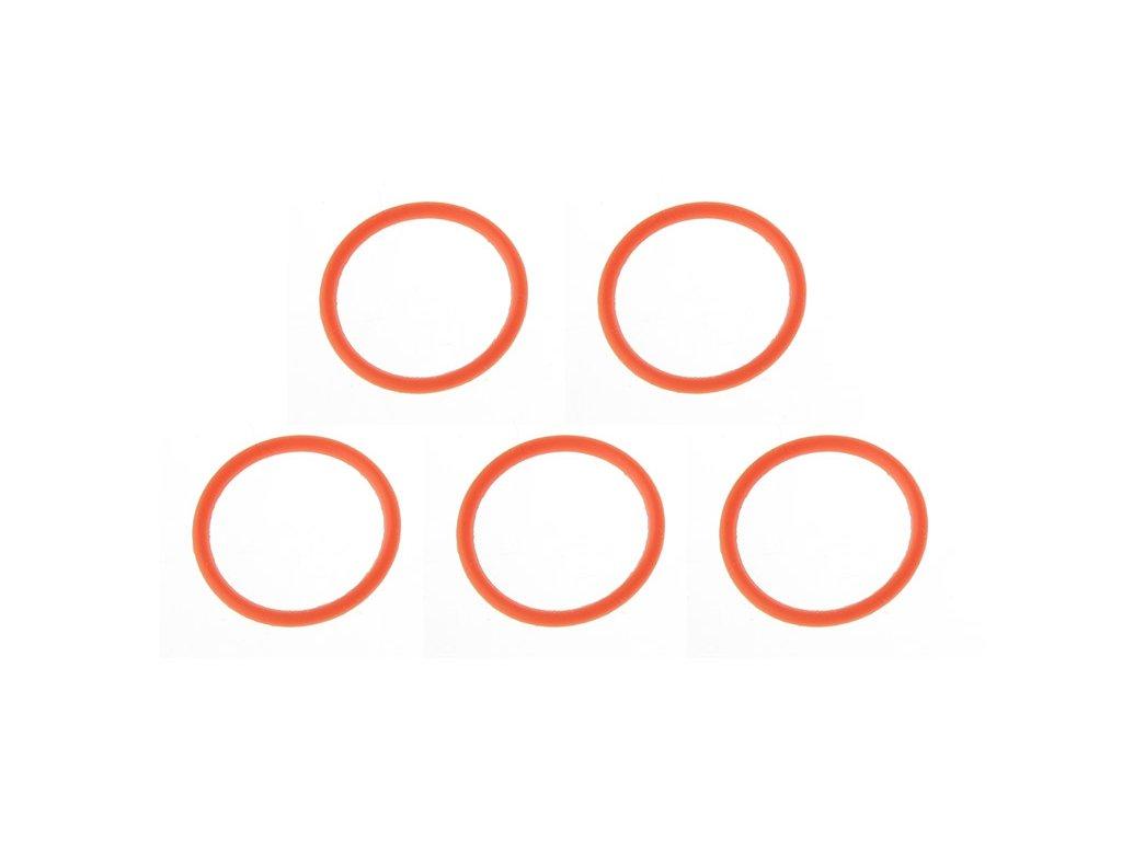 """Náhradní sada těsnících silikonových """"O"""" kroužků pro Smok TFV8 (5 ks)"""