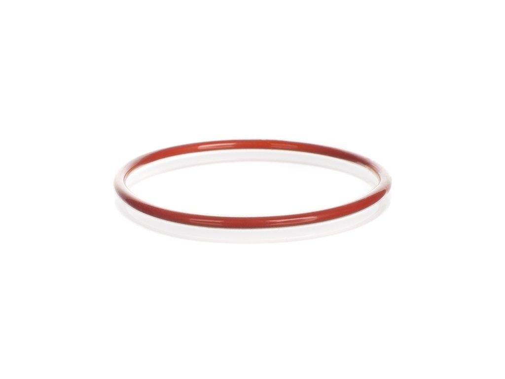 """5 ks """"O"""" kroužek silikon 24x1mm"""