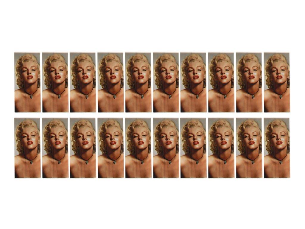 Smršťovací přebal 18650 Marilyn Monroe