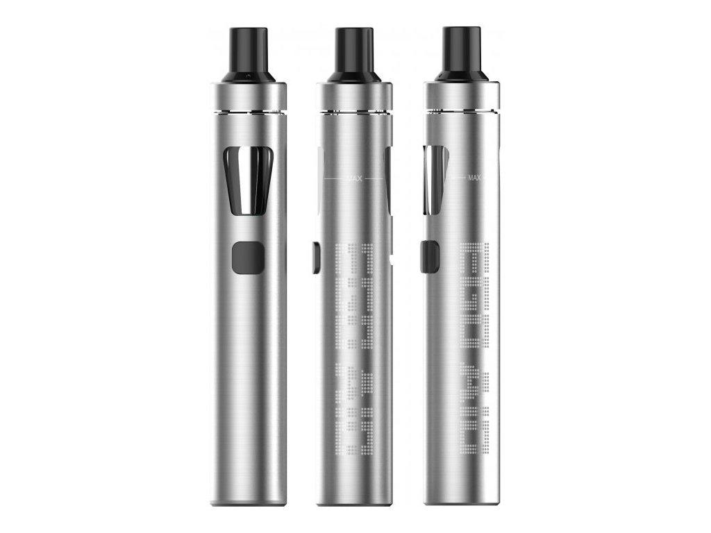 Joyetech eGo AIO ECO Friendly Version elektronická cigareta 1700mAh Silver