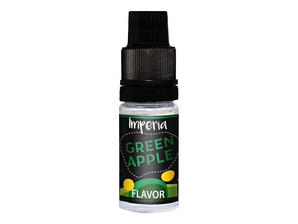 Imperia Black Label Green Apple (Zelené Jablko) Aroma 10ml