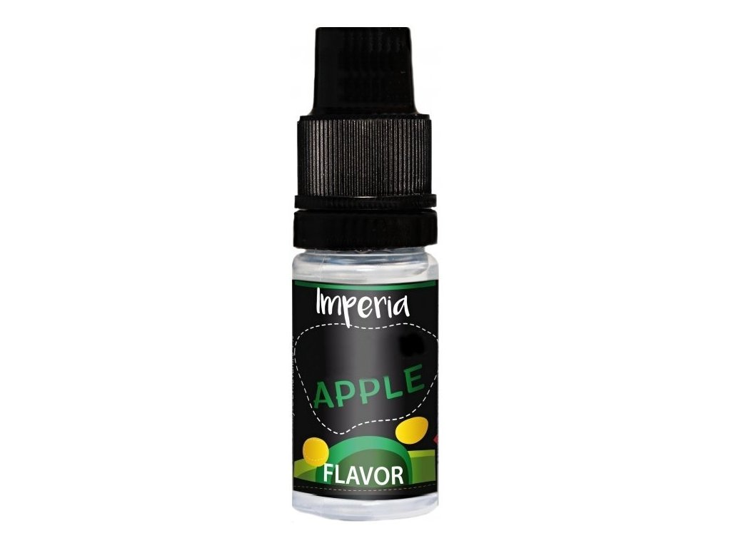 Imperia Black Label Apple (Jablko) Aroma 10ml