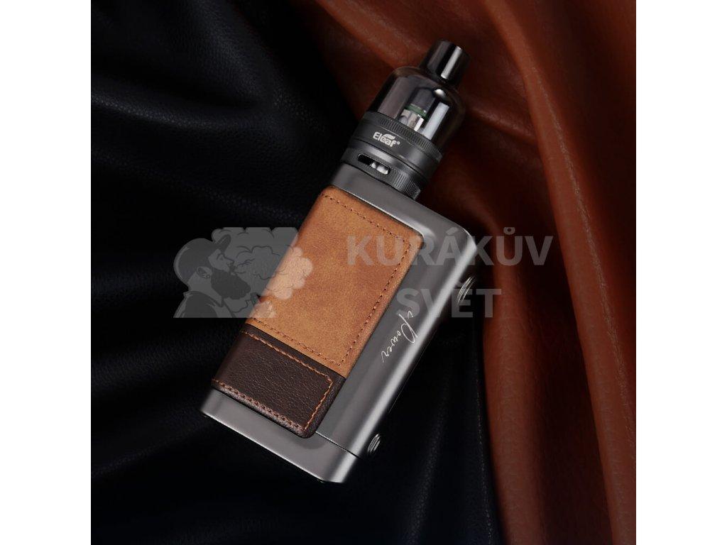 ismoka eleaf istick power 2 80w full kit grip light brown