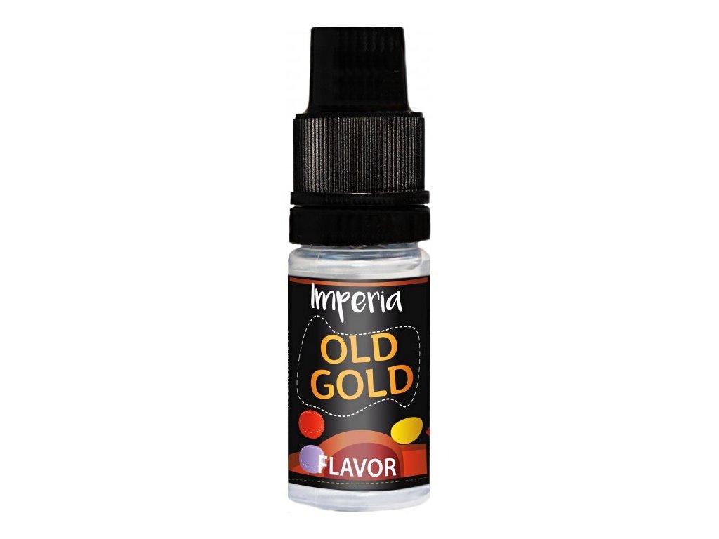 Imperia Black Label Old Gold (Tabák, Vanilka, Oříšek) Aroma 10ml