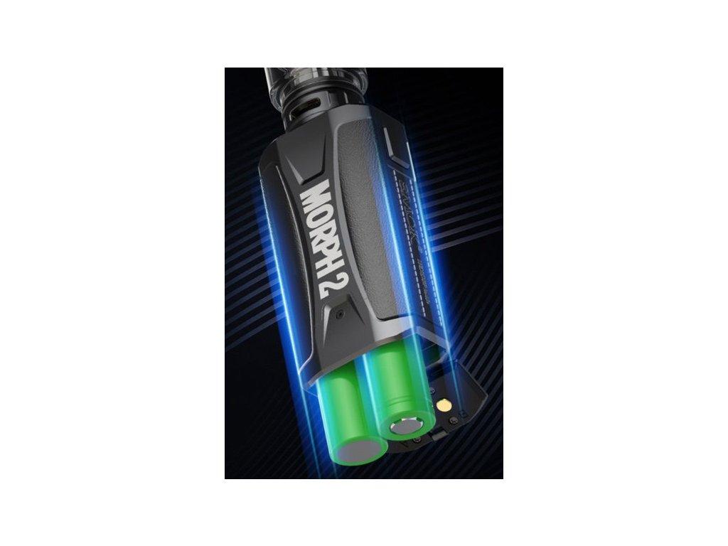 Smoktech Morph TC219W grip Full Kit Red-Black