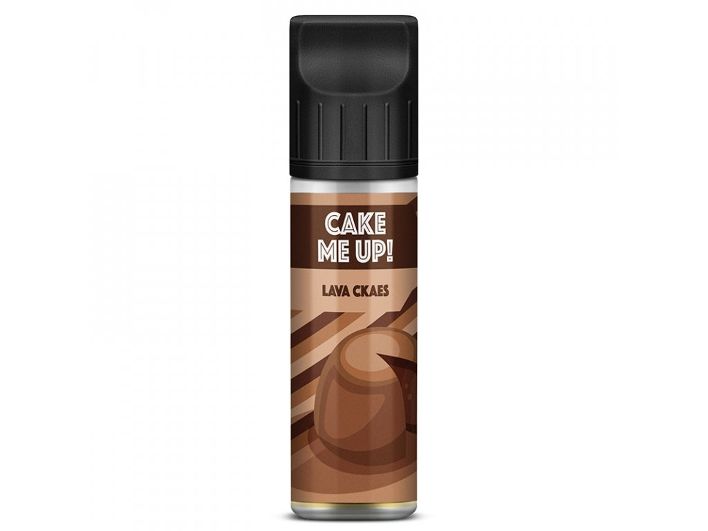 Cake Me Up - Lava Cakes - Shake & Vape - 20ml (Čoko - Brownie, Krém)